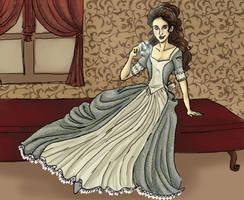 Aurelie Dielle by EmpressFunk