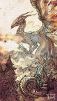 Dragonne Sleeva by Morgan-chane