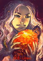 Daenerys by Morgan-chane