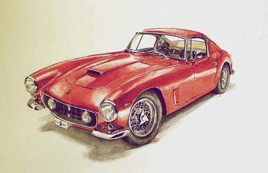 Ferrari - final by Simialro