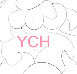 OPEN (limited slots) - YCH 38 - ALittleTiedUp by lithiumlolita