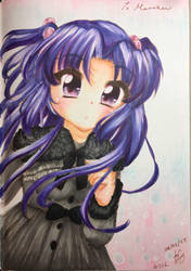 Kotomi by Lmummery