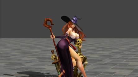 Dragons Crown  Sorceress by HappyTreeFriendy