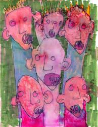 Monsters by aniimotek