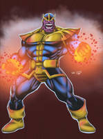 Thanos by Nubry