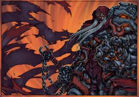 Dark Siders: Joe MAD by Nubry