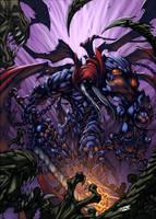 Darksiders War: Joe Mad by Nubry
