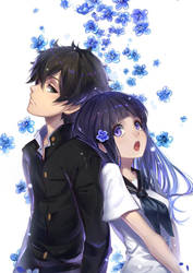Hyouka by Lightning-Spirit