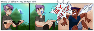 Weekly GT comic #1 by elise127