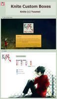 Knite Custom-box Background v.1 by 1illa