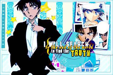 Out o2 Meitantei Conan Heiji Hattori by niasasuke