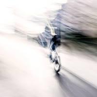 Riding Into The Light by vamosver