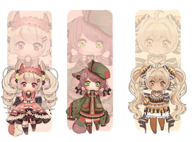 [CLOSED] Adopt #3: Dessert Showcase by Airimiu