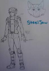 Human Steeljaw (TF-RID) by Gweey