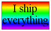I ship everything stamp by Moon-Potato
