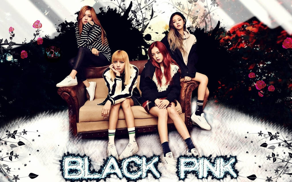 Black Pink Wallpaper By Yuyo8812 On Deviantart