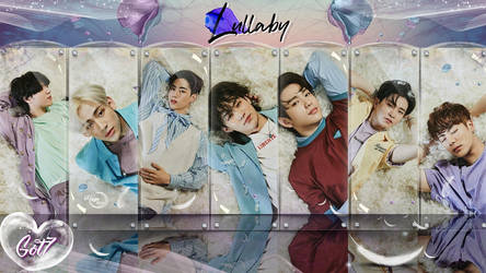 GOT7_LULLABY #WALLPAPER by YUYO8812