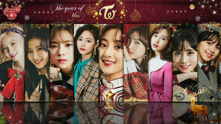 TWICE THE BEST THING I EVER DID #WALLPAPER by YUYO8812