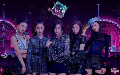 ITZY DALLA DALLA #WALLPAPER by YUYO8812