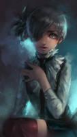 Ciel Phantomhive by orangesekaii