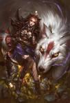 Dark princess by orangesekaii