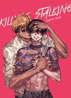 Killing Stalking by orangesekaii
