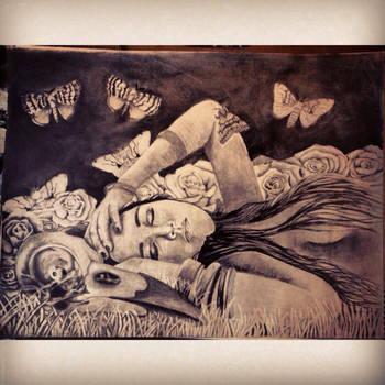 Gypsy Moth Summeer by babyrubydoll