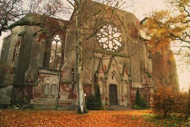 Wachauer Kirche by AkumaJusan