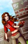 Football. by k1lleet