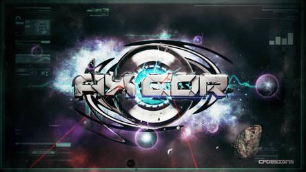 Axcor Logo/Design (Dubstep) by unreal346