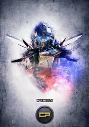 Optimus Prime Design by unreal346