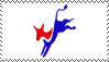 Democrat stamp. by slipzen-stamp