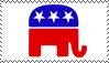 Republican stamp. by slipzen-stamp