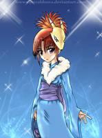 Seijin no Hi Rika by EmeraldSora
