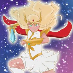 She-Ra by EmeraldSora