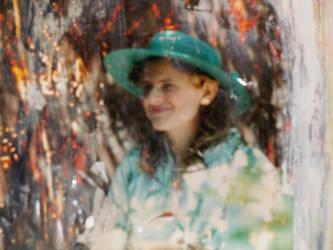 donna con cappello by arstudio77
