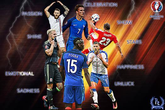 Euro 2016 by PanosEnglish