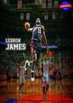 Lebron James by PanosEnglish