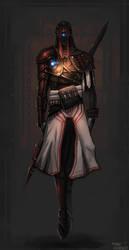 Dark Templar by Burnz08