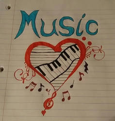 Music is Love by valkyrievampire