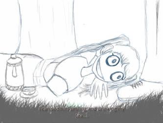 Chulip: Zombie Girl Mika by Aelamas
