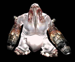 Mancubus from Doom 3 by Samuel71