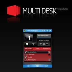 Multi desk by medianrg