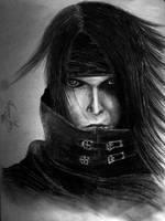 FF7 - Vincent Valentine by Dark4Light
