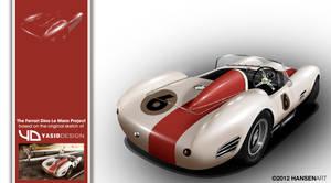 Ferrari Dino Le Mans by ilPoli