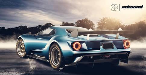 Ford GT FIA GT Spec by ilPoli