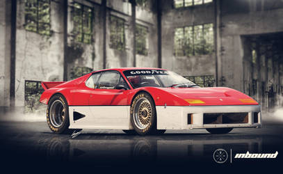 Ferrari 512BB IMSA by ilPoli