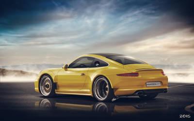 Porsche 911 Widebody by ilPoli