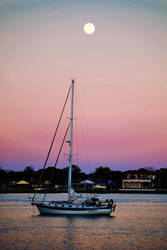 St. Augustine Sunset by philinchilin