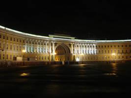 Saint-Petersburg's Night. by nellysunshine
